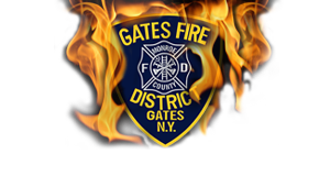 Gates Fire District logo