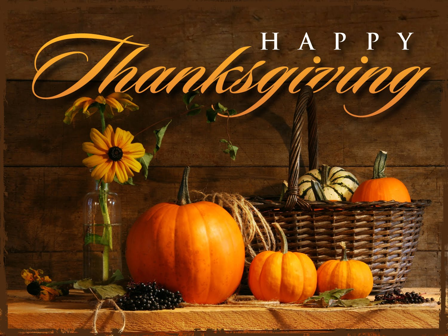 Have a safe Thanksgiving!