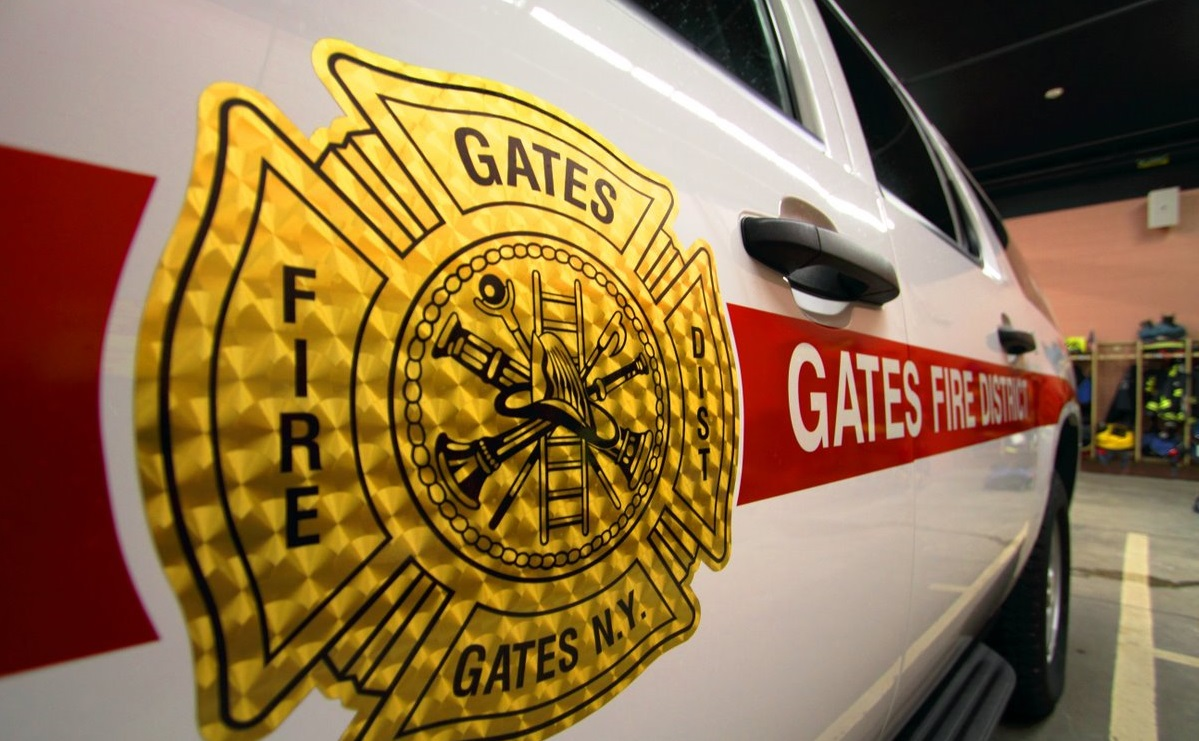 Gates Fire District – Swearing in ceremony