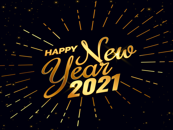 Have a safe, healthy, and Happy New Year!