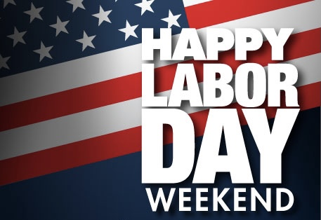 Have a safe and happy Labor Day weekend 🇺🇸